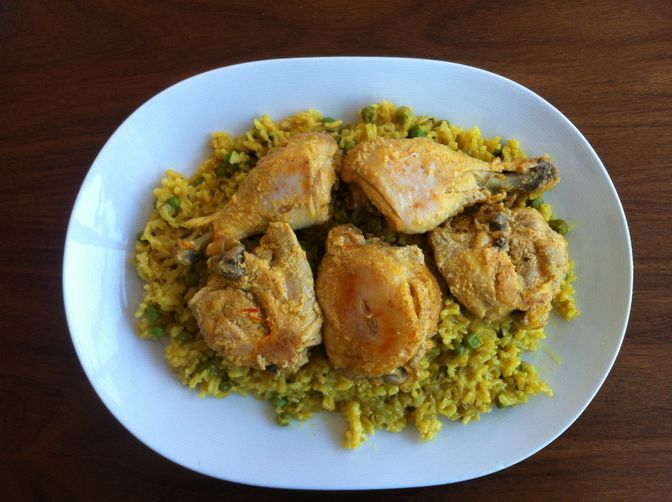 Tandoori Murgh (Chicken Baked in Yogurt Sauce) | Recipe