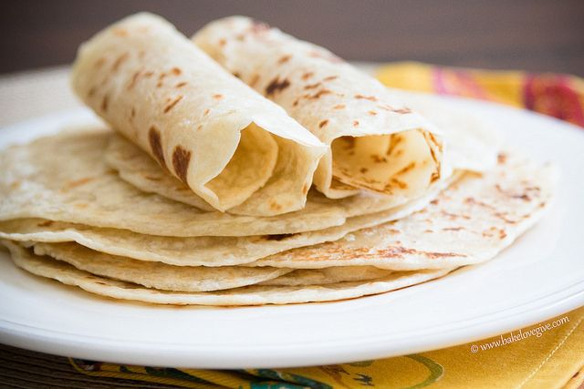 Homemade Flour Tortillas by bake.love.give., via Flickr
