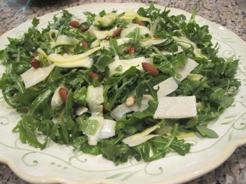 Shaved Summer Squash Salad | Recipes I Love | Pinterest