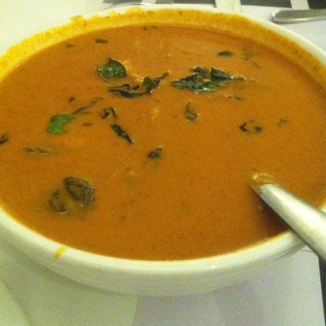 Kuttandam fish curry, Calicut, Kerala. Seer fish, lots of kokum. Tart ...