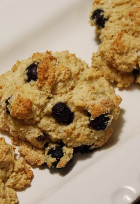 Skinny Mom's original LOW FAT Blueberry Scones will be the perfect ...