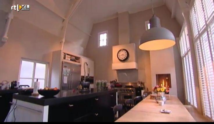 Een Gezellige Keuken : Wat een gezellige keuken! Kitchen! Pinterest