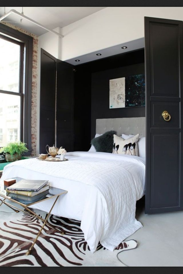 Hideaway Bed Home Pinterest