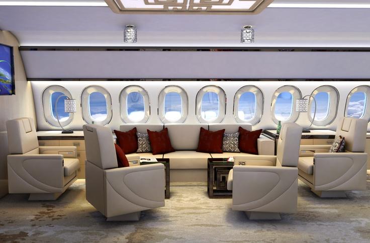 Aeria Custom Aviation Interiors Anything Everything Pinterest