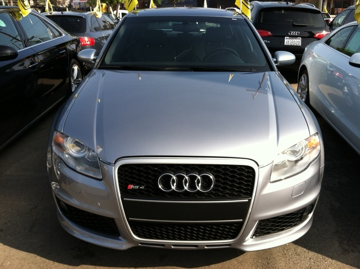 I Don T Know What I Value More This 2007 Audi Rs4 Or My