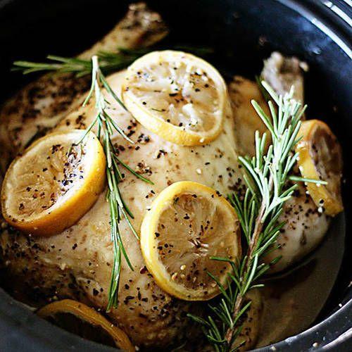 Rosemary lemon chicken breast | Tasty ~ Main Attractions | Pinterest
