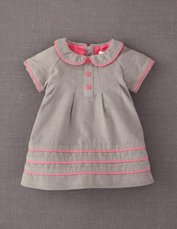 Pretty Cord Dress
