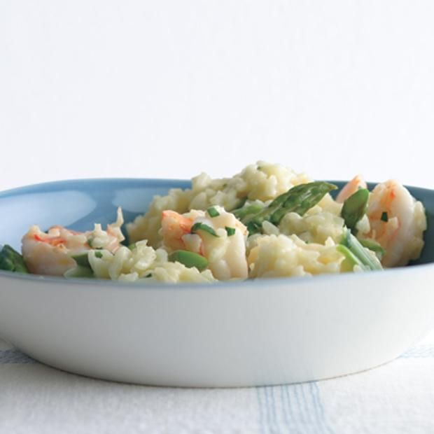 Lemony Risotto With Asparagus And Shrimp   Foodie Inspiration   Pinte ...