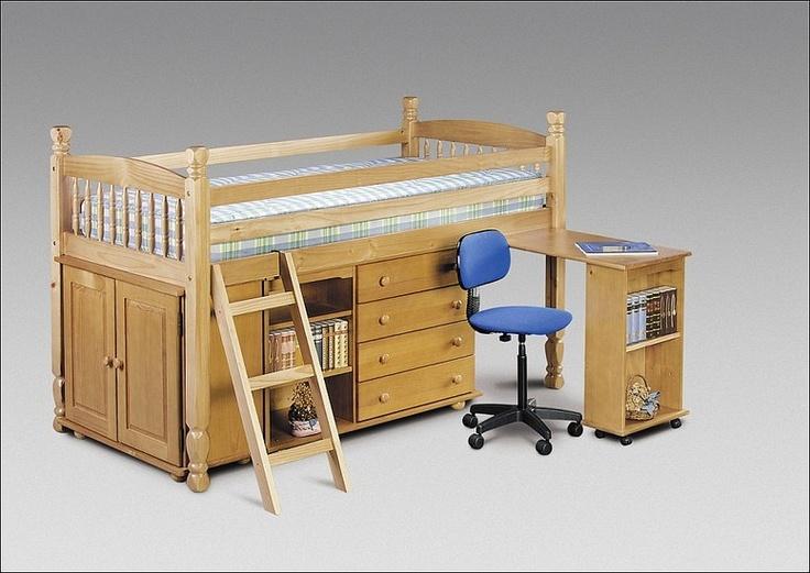 Sleep Station Bunk | Beds | Pinterest