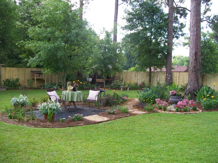 Hill Backyard : Cottage Hill Summer Backyard Sharefest  Landscape Ideas  Pinterest