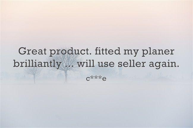 ... ... will use seller again. http://stores.ebay.co.uk/woodfordwm