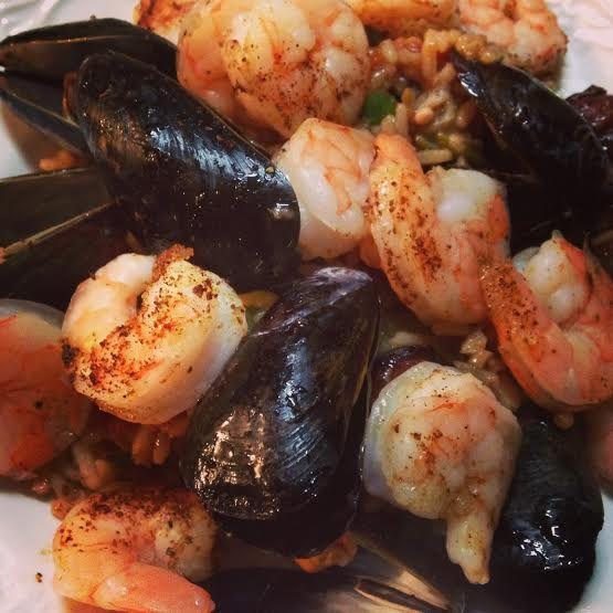 Drunken Shrimp and Mussels | Recipes | Pinterest