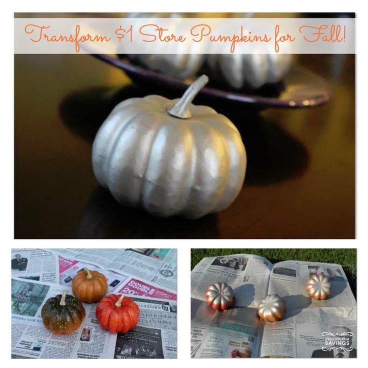 Cheap fall decorating ideas