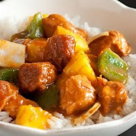 Slow Cooker Sweet & Sour Chicken | Favorite Recipes | Pinterest