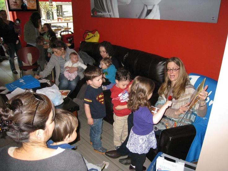 shavuot story for preschoolers