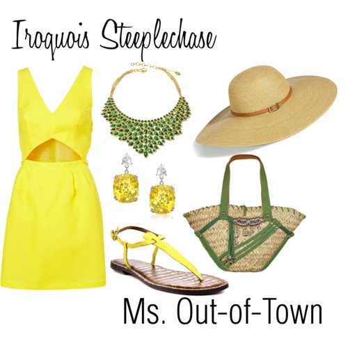 Fab Glance Nashville: What to Wear to the Iroquois Steeplechase