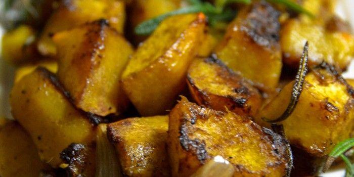 DNewly Vegans | Balsamic Glazed Acorn Squash: shallots (onions) EVOO ...