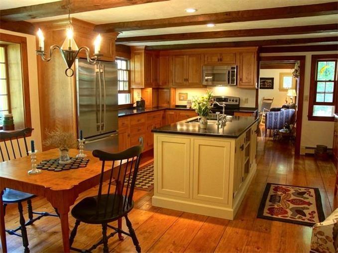 Pinterest Early American Colonial Interiors | Joy Studio Design ...