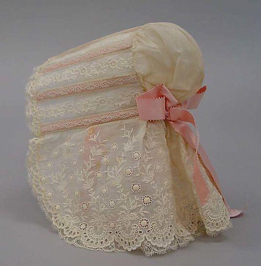 Bonnet (Sunbonnet)