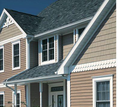 House siding option siding pinterest for House exterior options