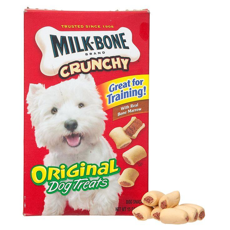 Milk-Bone Original Dog... Homemade Dog Biscuits