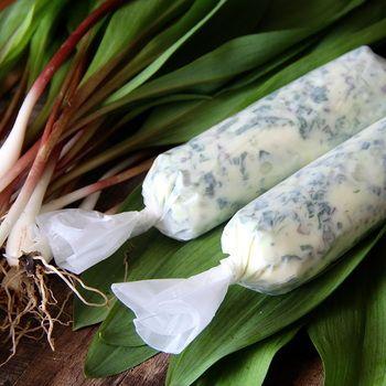 Ramp Compound Butter | Kitchen Apparel | Pinterest