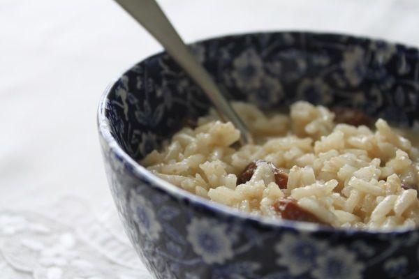Chai Rice Pudding Recipe   The Tea Talk   Recipes with Tea   Pinterest
