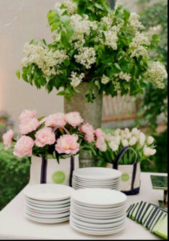 Buffet set up decorations communion party ideas pinterest