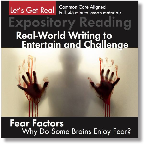 Fear Factor: Why We Love Scary Movies