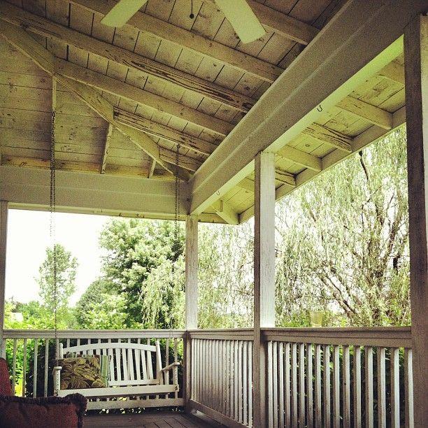 Country Porch Verandah Pinterest