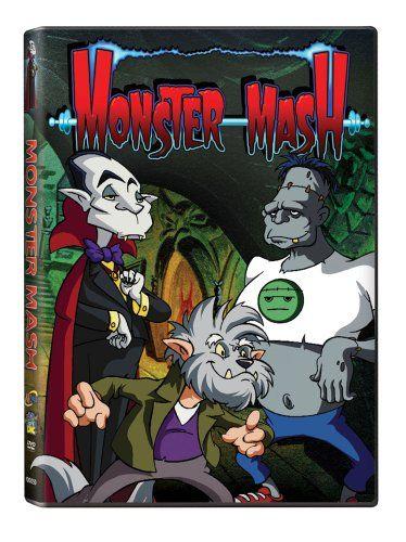 Monster Mash dvd | Monster Mash Party | Pinterest