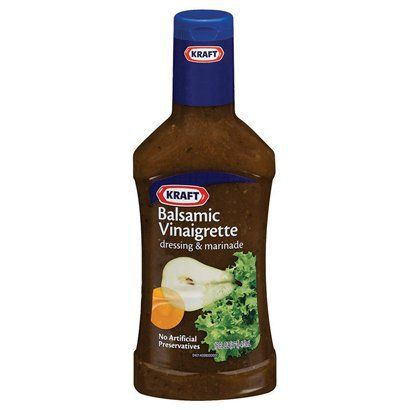 Salade dressing balsamico