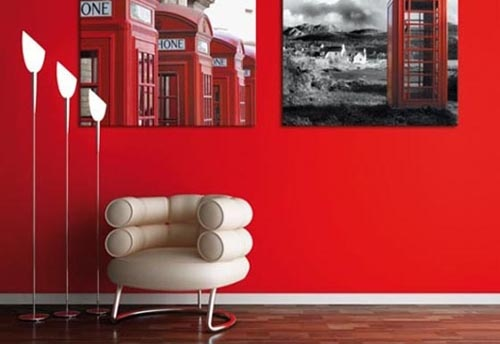 Modern area Prints Wall Decoration designs from Teo Jasmin