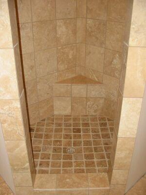 shower tile bath ideas pinterest