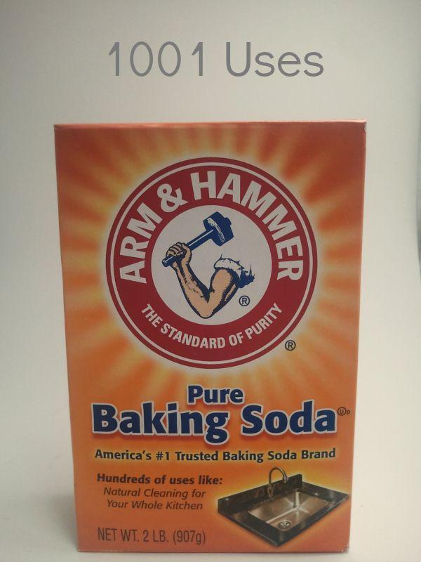 1001 uses for baking soda