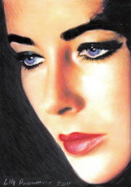 Elizabeth Taylor Eyes...   Classics   Pinterest