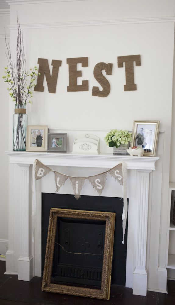 #emmaloohouse » Emma Loo Photography Mantle Decor Ideas