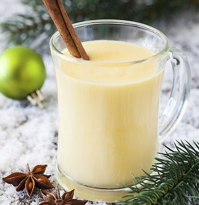 Traditional eggnog | Gorgeous Christmas | Pinterest