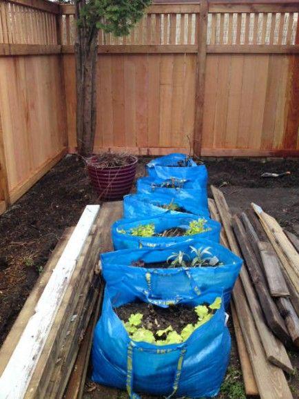 15 Clever Patio And Garden Ikea Hacks