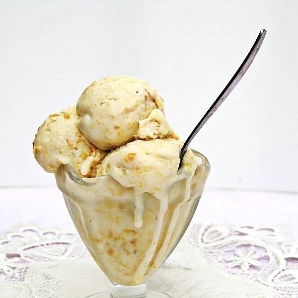 Sweet Corn Ice Cream | Sweet Treats | Pinterest