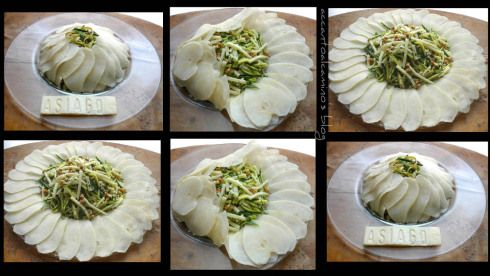 Mozzarella And Asiago Arancini Recipe — Dishmaps