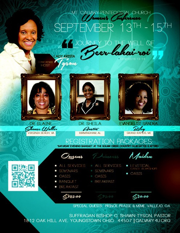 pentecostal women's conference