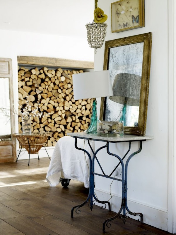 Love the wide timber floor boards