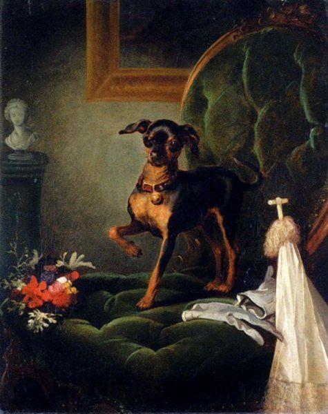 Thomas Jones Barker Paintings