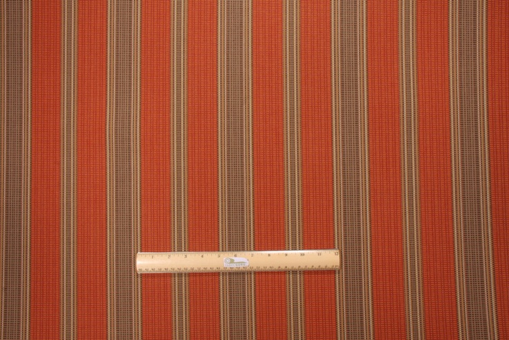Famous Maker Tapstra Stripe Acrylic Outdoor Fabric in ...