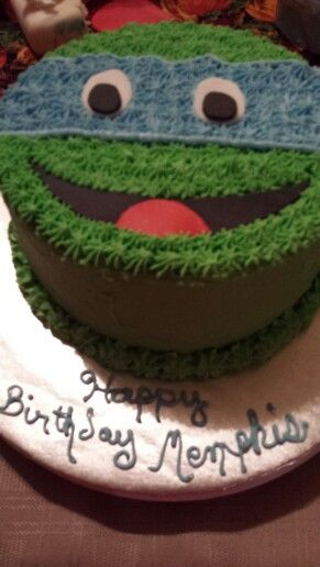 Simple Ninja Turtle Cake Ideas 69951 | Simple Ninja Turtle C
