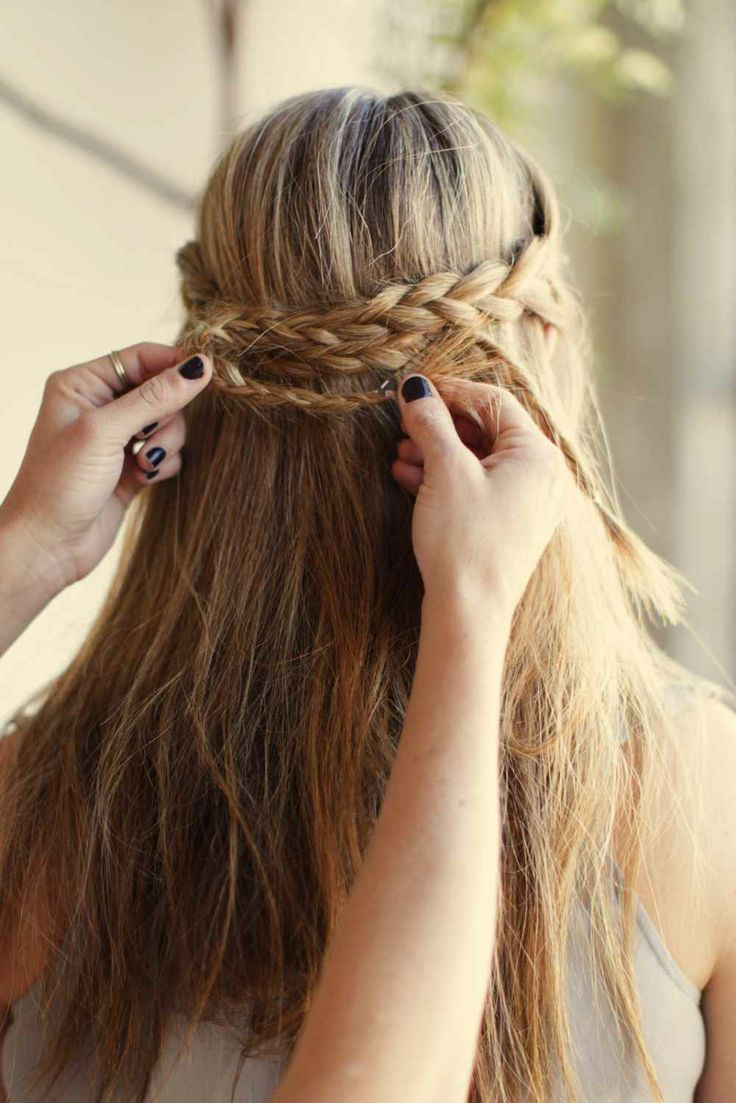 Dirty, Messy Hair - Easy Styling Tips | Beauté | Pinterest
