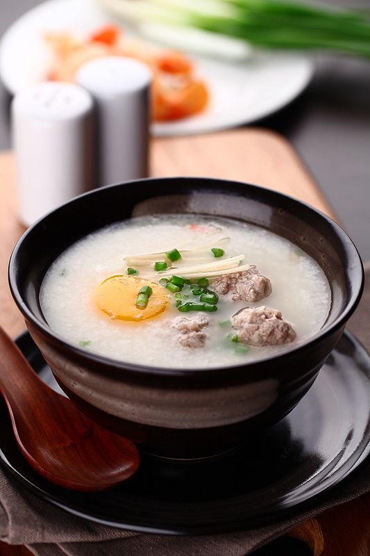 Ginger Honey Okayu (Japanese Rice Porridge) Recipes — Dishmaps