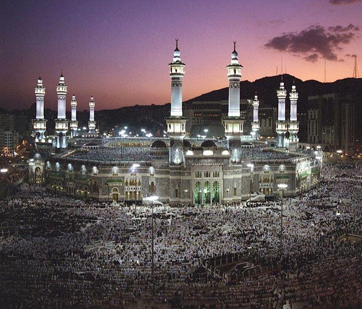 The Great Mosque, Mecca | Sanctuaries - 106.7KB