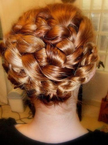 Gorgeous braids!